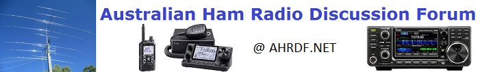 Australian Ham Radio Discussion Forum ( AHRDF )